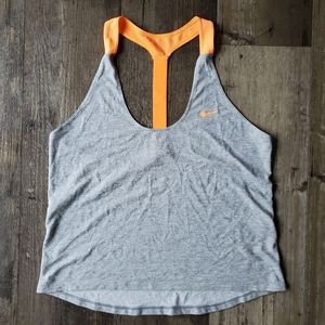 Nike cropped top